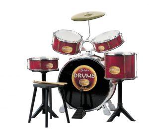 Gran batería Golden Drums