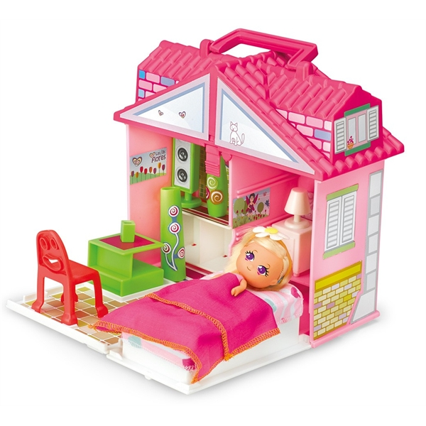 Mini casa con asa barriguitas 700011188 famosa for Case con casa suocera