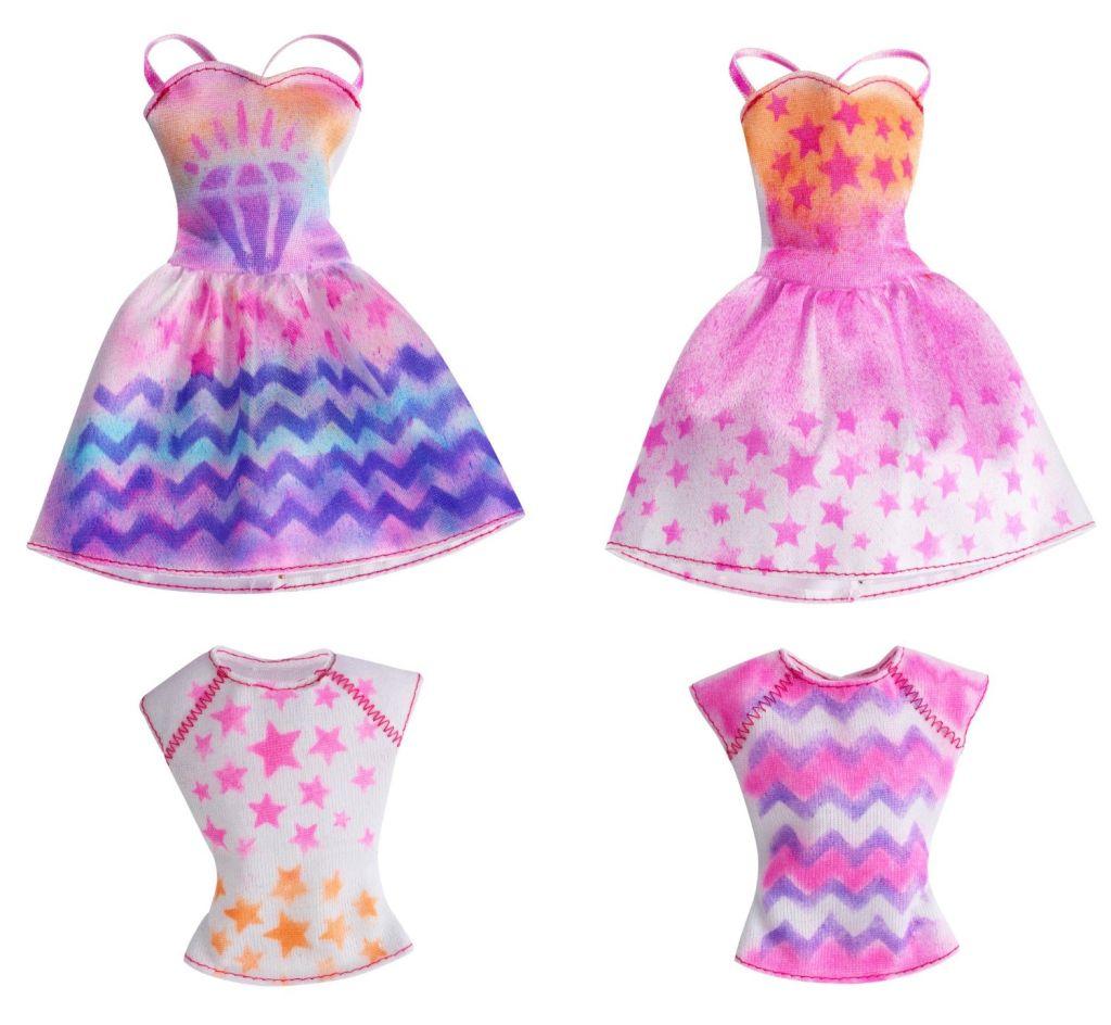 Barbie mu eca con aer grafo dise o fashion mattel cmm85 for Ropa de diseno online