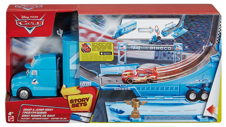 Cami n pista salto mortal cars mattel dhf52 1001juguetes - Cars en juguetes ...