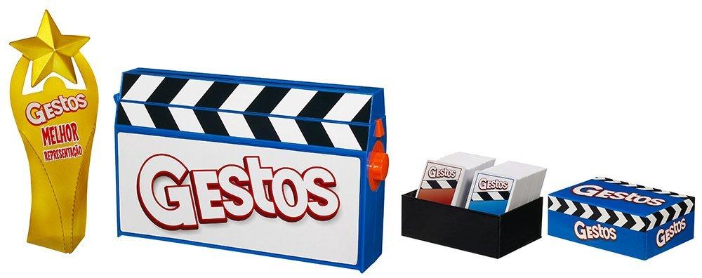 Gestos Juego De Mesa Hasbro 04257 1001juguetes