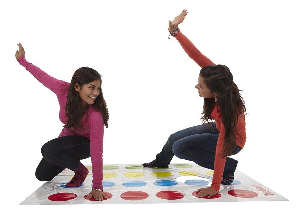 Twister Kartenspiel