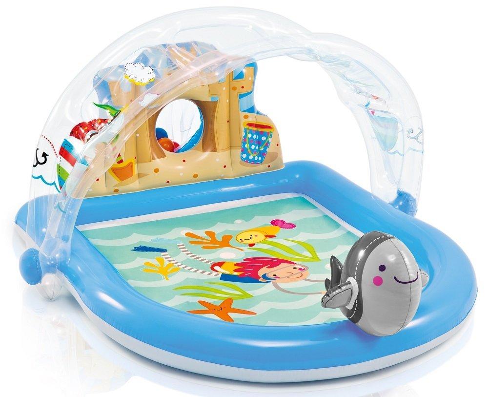 Centro de juegos hinchable infantil intex 57421 - Piscinas hinchables infantiles ...