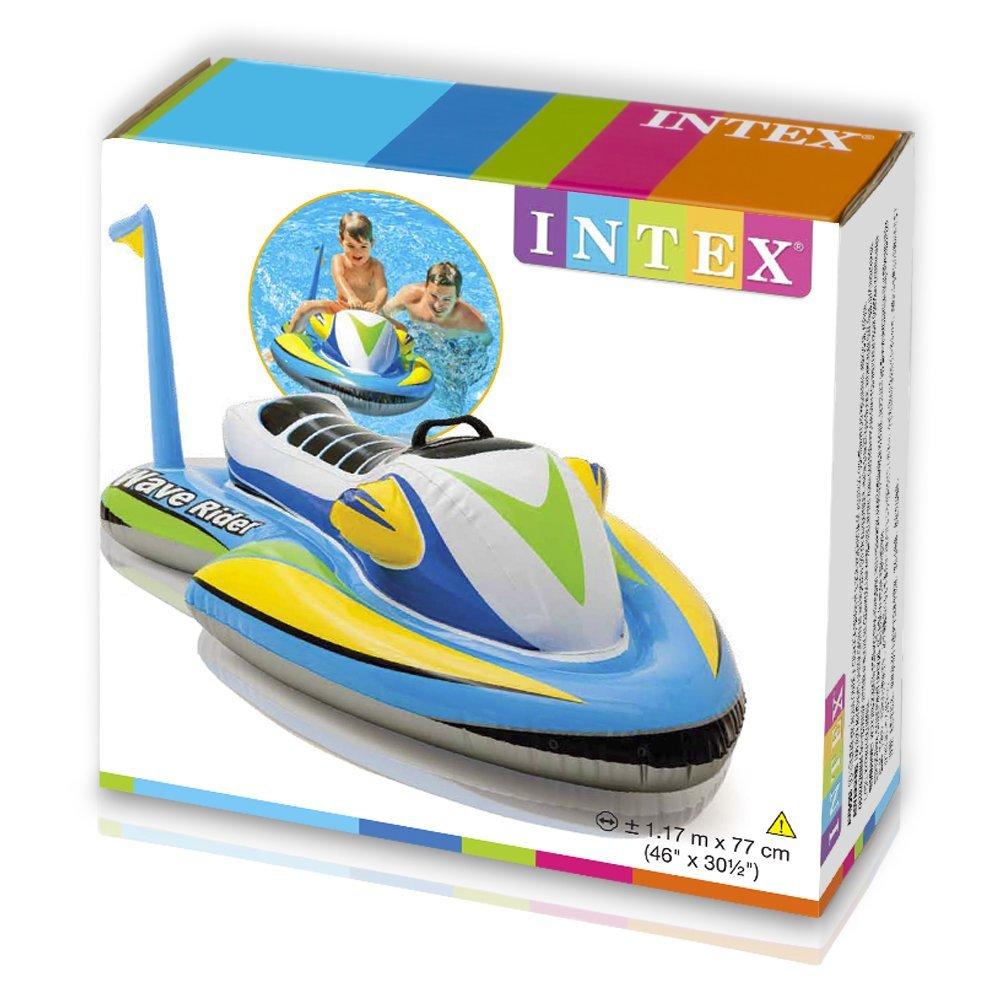 Moto de agua hinchable intex 57520 1001juguetes - Hinchables de agua para piscinas ...