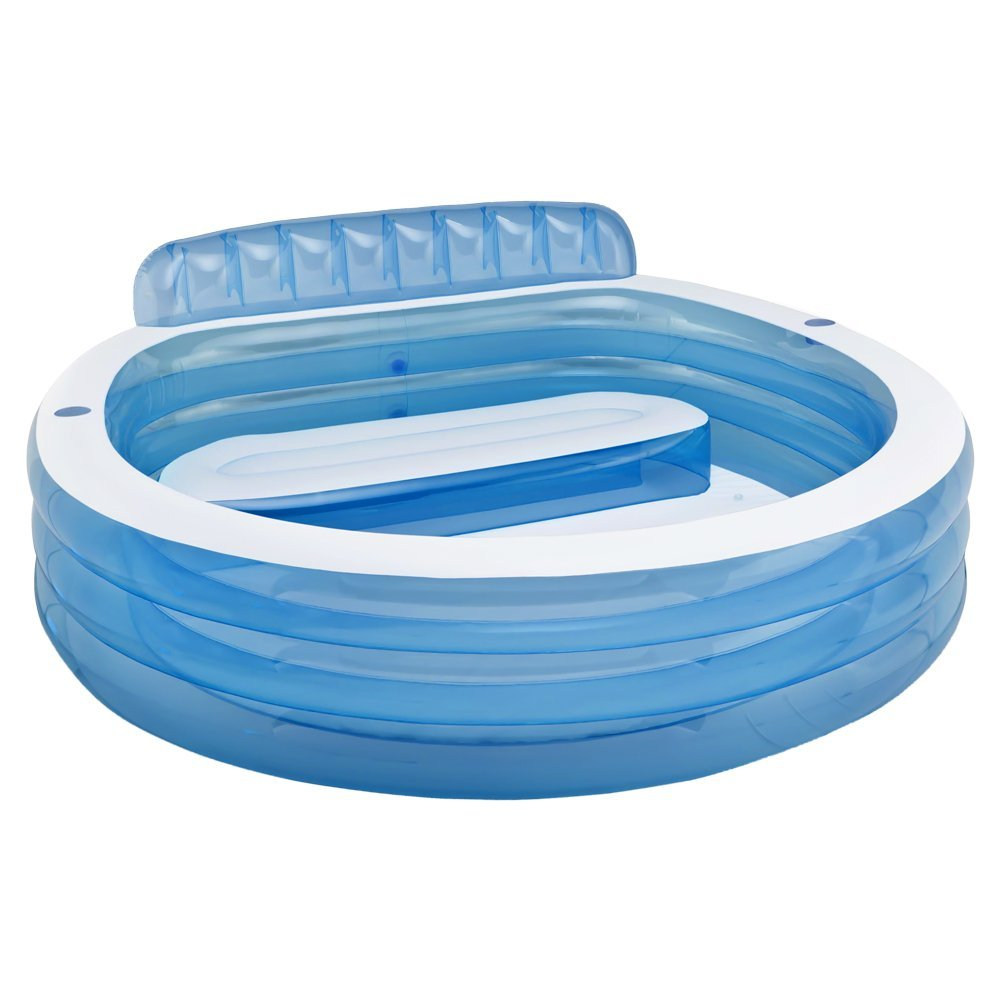 piscina hinchable con sill n intex 57190 1001juguetes