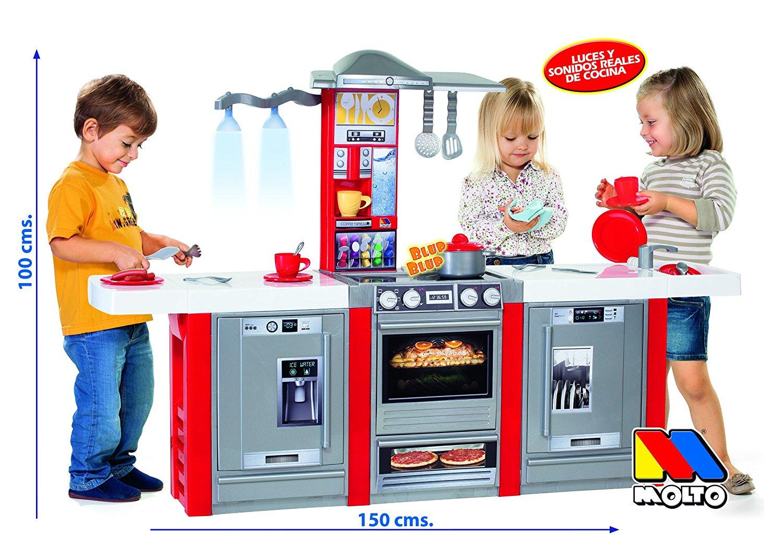cocina master kitchen 3 m dulos electr nica molt 15168