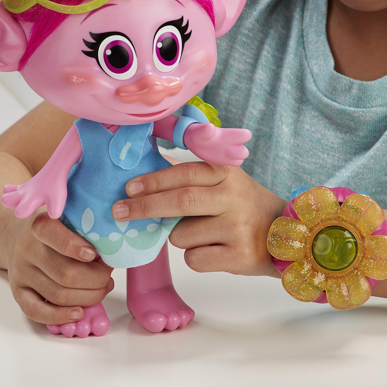 Poppy Momento Abrazo Trolls Hasbro B6568 1001juguetes