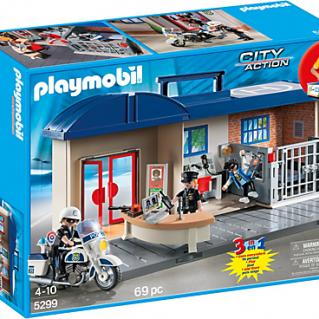 Casa de campo malet n playmobil 6020 1001juguetes for Casa maletin playmobil