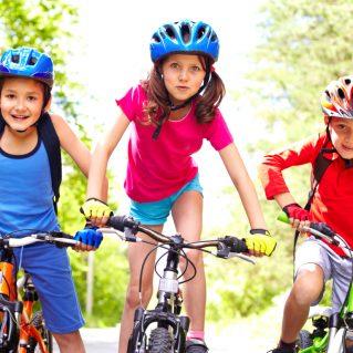 Bicicletas, correpasillos y triciclos